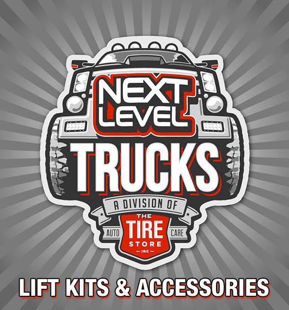 Lift Kit Brands >> Lift Leveling Kits In Wichita Ks Rose Hill Ks The Tire